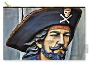Pirate Man Carry-all Pouch