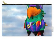 Pirate Parrot Pegleg Pete Carry-all Pouch