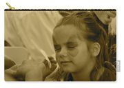 Pirate Princess Sepia Carry-all Pouch