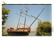 Pirate Ship Or Sailing Ship Carry-all Pouch