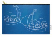 Pirate Ship Patent - Blueprint Carry-all Pouch