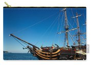 Pirate Ship Carry-all Pouch