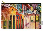 Pirates Alley By Night Carry-all Pouch