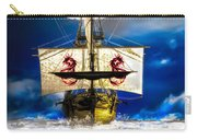 Pirates Carry-all Pouch by Bob Orsillo