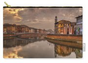 Pisa On The Arno Carry-all Pouch