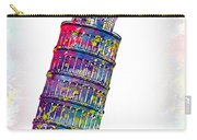 Pisa Tower  Carry-all Pouch
