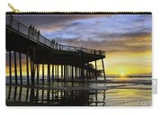 Pismo Sunset View Carry-all Pouch