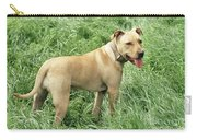 Pit Bull Terrier Dog Carry-all Pouch