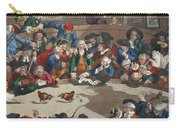 Pit Ticket, 5th November 1759 Carry-all Pouch