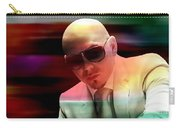 Pitbull And Kesha Painting Carry-all Pouch