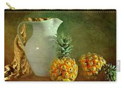 Pitcher With Pineapples Carry-all Pouch