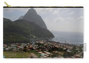 Pitons St. Lucia Carry-all Pouch