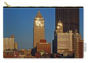 Pittsburg At Dusk Carry-all Pouch