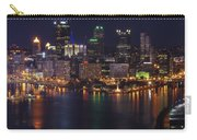Pittsburgh After The Setting Sun Carry-all Pouch