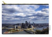 Pittsburgh After The Storm Carry-all Pouch