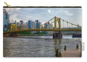Pittsburgh Clemente Bridge Carry-all Pouch