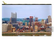 Pittsburgh From Grandview Carry-all Pouch