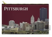 Pittsburgh Poster Carry-all Pouch