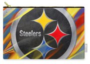 Pittsburgh Steelers Football Carry-all Pouch