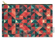 Pixel Art Poster Carry-all Pouch