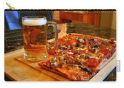 Pizza And Beer Carry-all Pouch