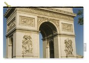 Place Charles De Gaulle Carry-all Pouch