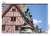 Place Francois Rude - Dijon Carry-all Pouch