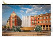 Place Massena At Dusk Carry-all Pouch