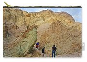 Places To Climb In Golden Canyon In Death Valley National Park-california Carry-all Pouch
