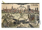 Plague Of London, 1665 Carry-all Pouch