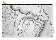 Plan Of West Point Carry-all Pouch