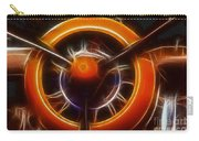 Plane - All Orange Carry-all Pouch
