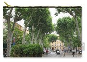 Plane Alley - Aix En Provence Carry-all Pouch