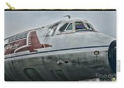 Plane Capital Airlines Carry-all Pouch