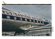 Plane Fly Eastern Air Lines Carry-all Pouch