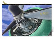 Plane Green Prop Carry-all Pouch
