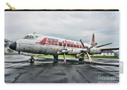 Plane Props On Capital Airlines Carry-all Pouch