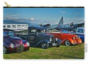 Planes And Cars Carry-all Pouch