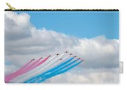 Planes Fly In Airshow Carry-all Pouch