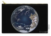 Planet Earth 600 Million Years Ago Carry-all Pouch