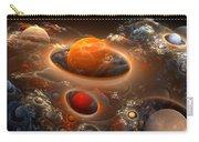 Planetary Plasmas Carry-all Pouch