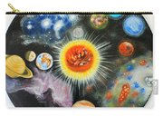 Planets And Nebulae In A Day Carry-all Pouch