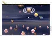 Planets Of The Solar System Surrounded Carry-all Pouch