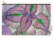Plant Pattern - Photopower 1211 Carry-all Pouch