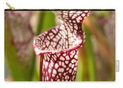 Plant - Pretty As A Pitcher Plant Carry-all Pouch