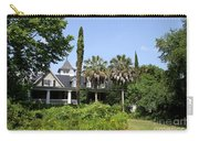 Plantation Home At Magnolia Plantation Carry-all Pouch
