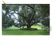 Plantation Tree Carry-all Pouch
