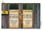 Planters Carry-all Pouch