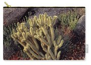 Plants On A Landscape, Anza Borrego Carry-all Pouch