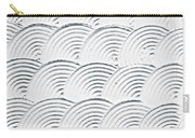 Plaster Pattern Carry-all Pouch